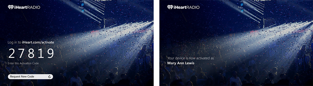 iHeart Radio - Arun Jacob - Product Designer